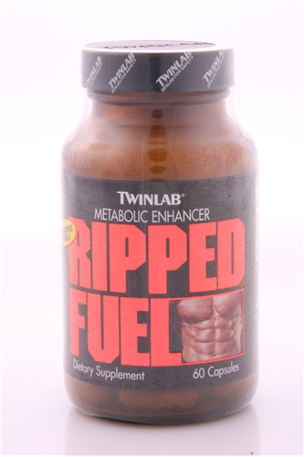 Original Twinlab Ripped Fuel 60ct with Ephedra